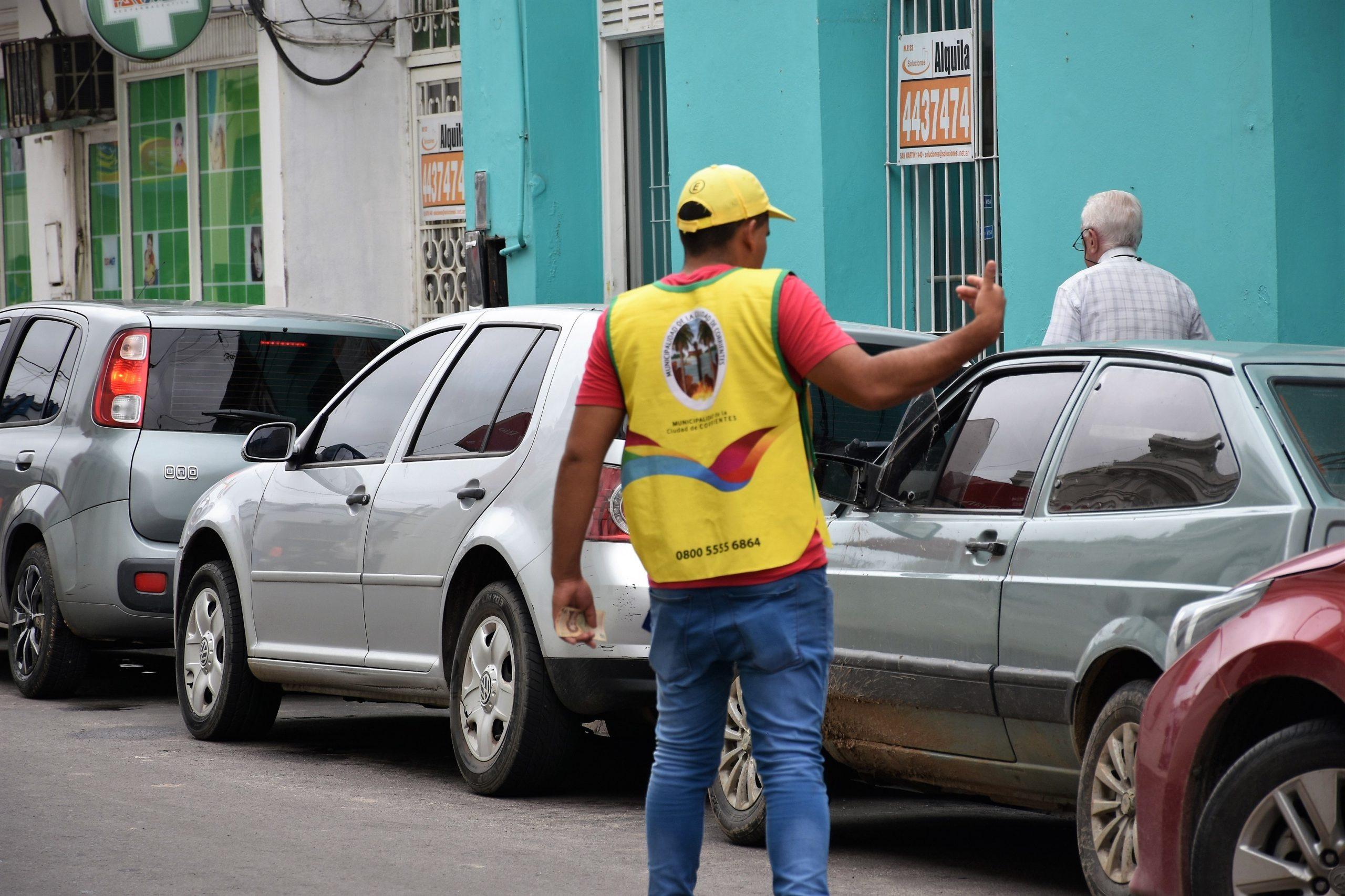 Suspenden el cobro del estacionamiento medido hasta el 31 de marzo