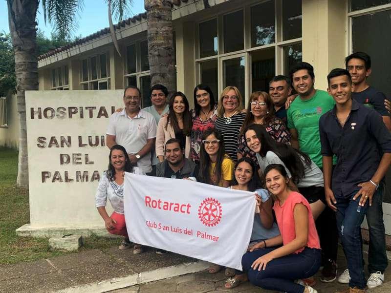 Colecta externa y reinauguración de una Hemoteca en Santa Lucía