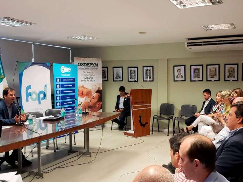 Corrientes participó en el Encuentro Regional NEA de Parques Industriales