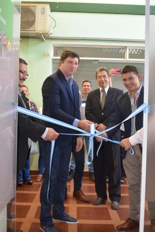 Schiavi inauguró una delegación de Defensa del Consumidor en Gobernador Virasoro