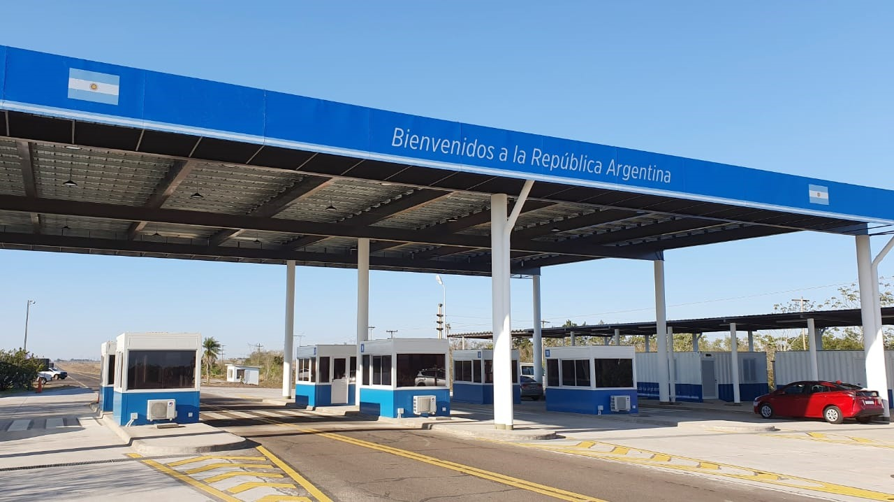 Yacyretá  informa: cierre del Paso Fronterizo Ituzaingó-Ayolas