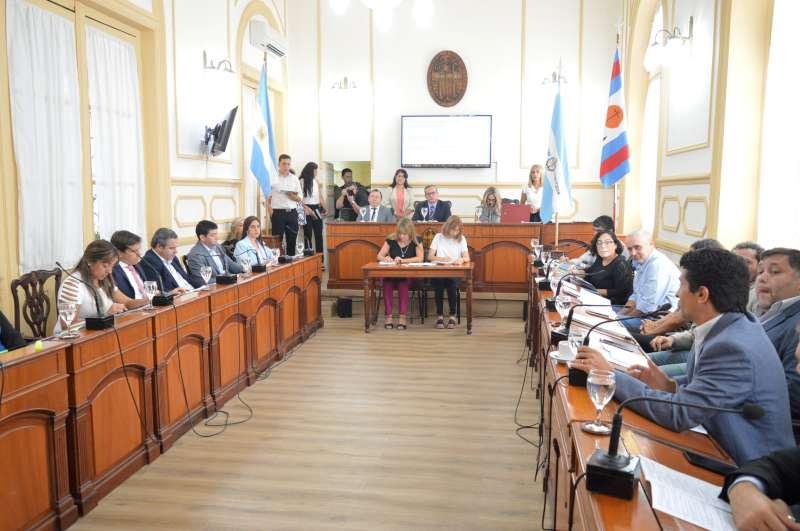 Variado temario en la segunda sesión ordinaria del Concejo