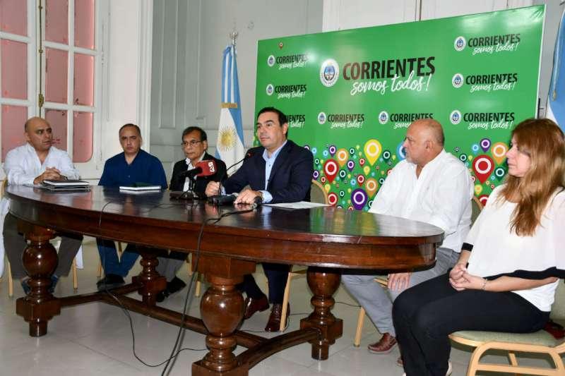 Valdés fortalece con acciones propias las medidas tomadas por el Gobierno nacional