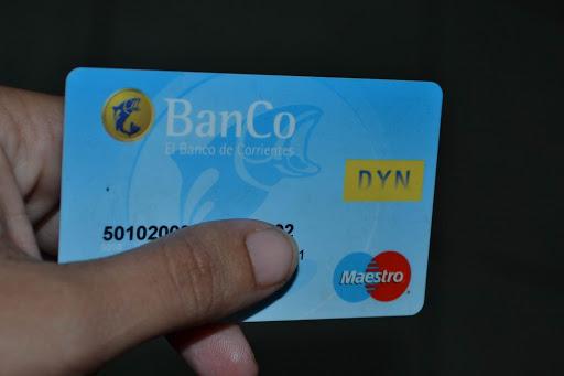 Se recomienda el uso de tarjetas para evitar la circulación del CoViD-19