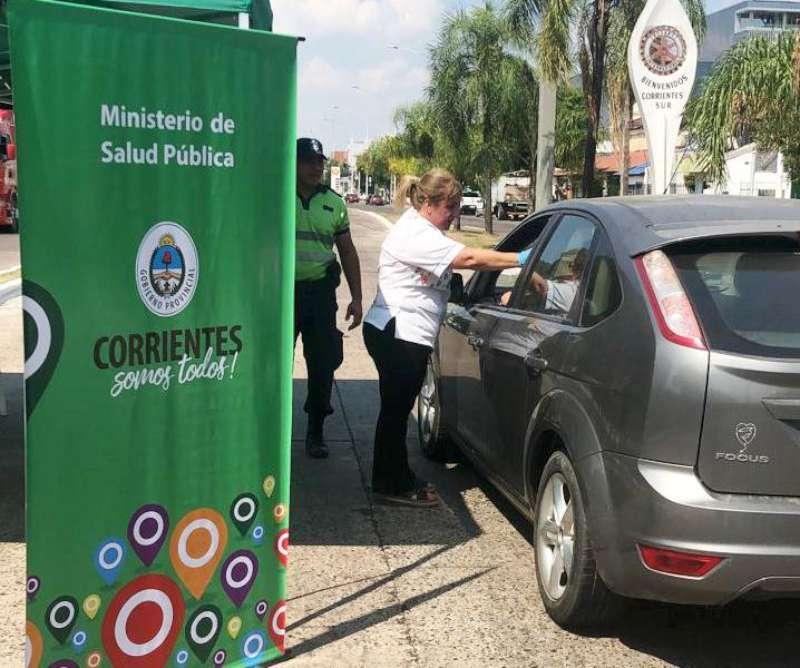 La Provincia implementa medidas preventivas de Coronavirus