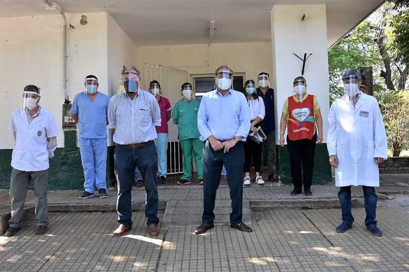 Coronavirus; más mascarillas protectoras para agentes sanitarios municipales