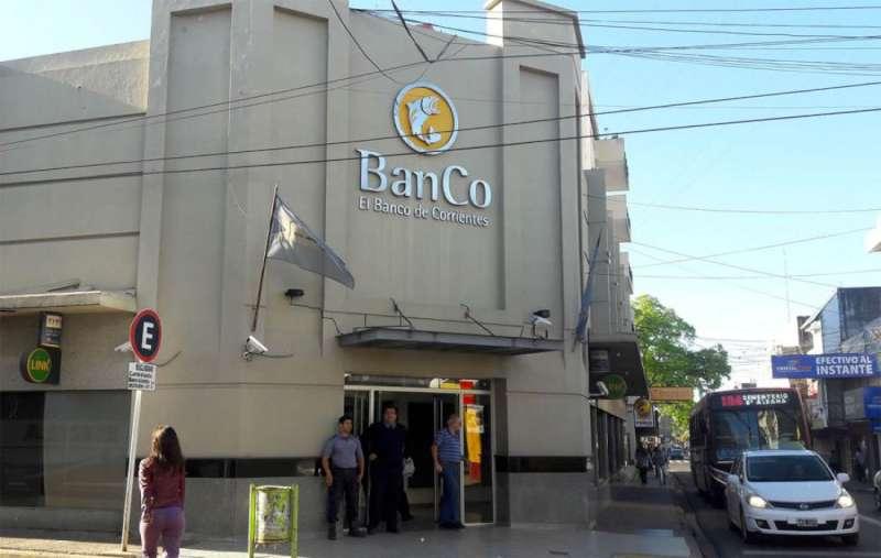 El Banco de Corrientes continúa mañana pagando jubilados y beneficios sociales