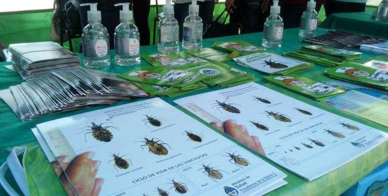 Salud planifica acciones para avanzar con la erradicación del Chagas