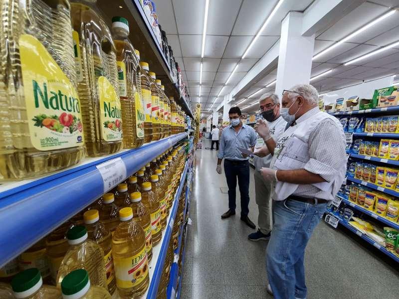 El Gobierno provincial persiste con los controles de precios en supermercados