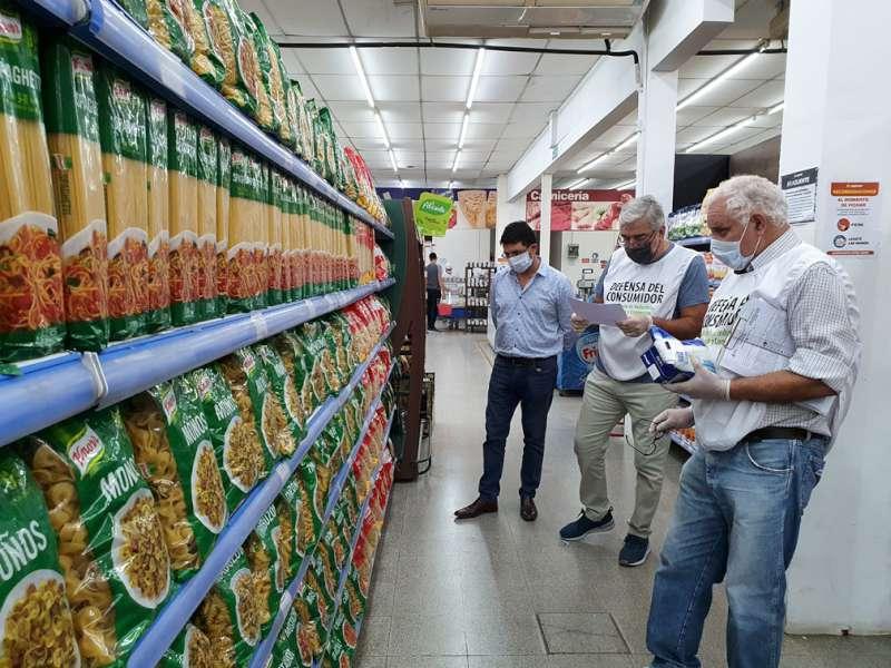 El Gobierno provincial coordina el control de precios con municipios del interior