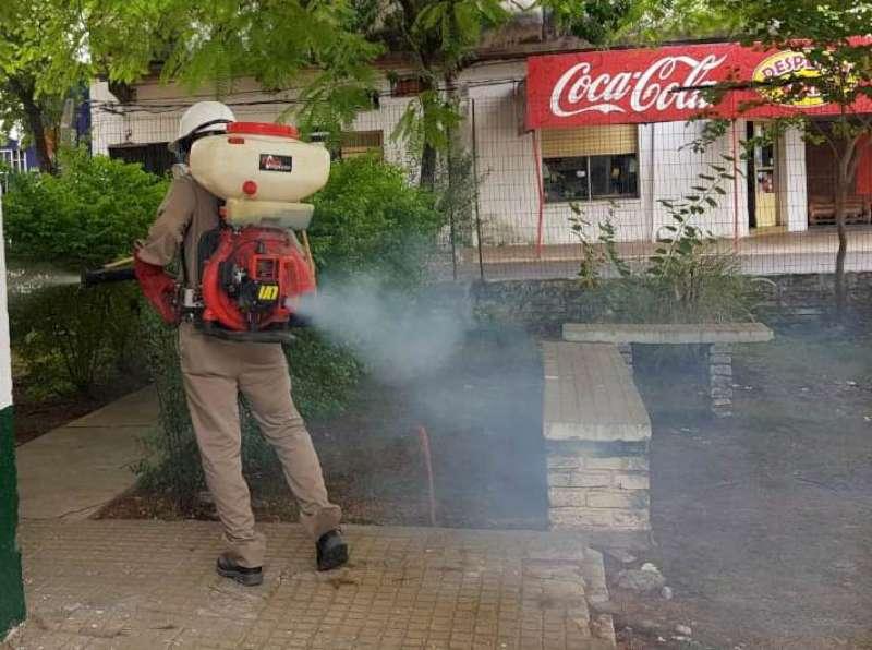 Salud continúa con las acciones para combatir al Dengue