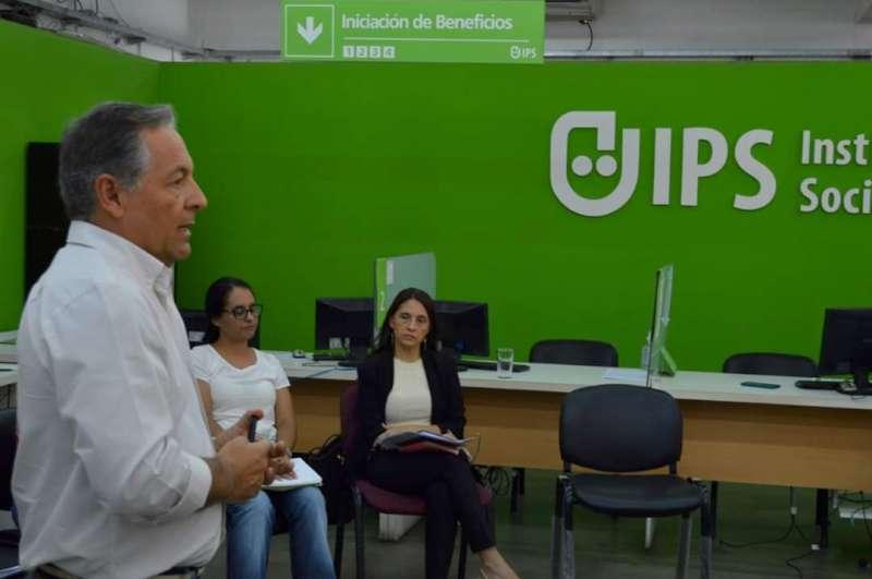 IPS continúa con la atención digital y prorrogó la presentación de documentación