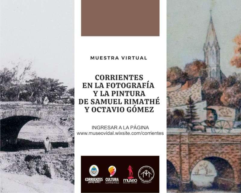 El museo de Bellas Artes presenta muestras virtuales
