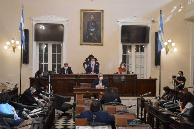 El Concejo Deliberante sancionó la Emergencia Económica