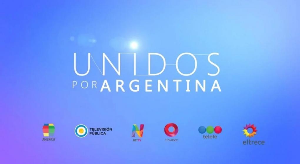 Unidos por Argentina ¿Qué se hará con lo recaudado?
