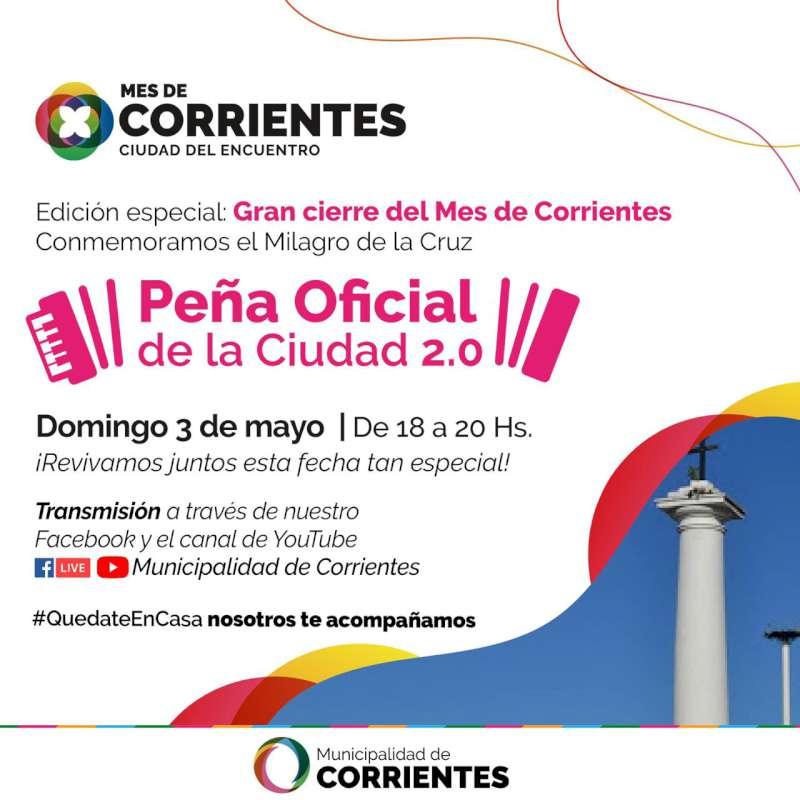El Mes de Corrientes contó con una variedad de actividades culturales, religiosas y deportivas