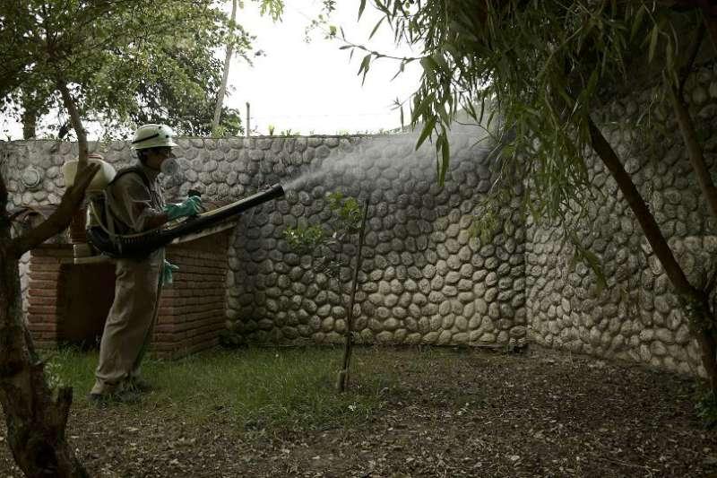El municipio refuerza acciones contra el dengue en el barrio Madariaga