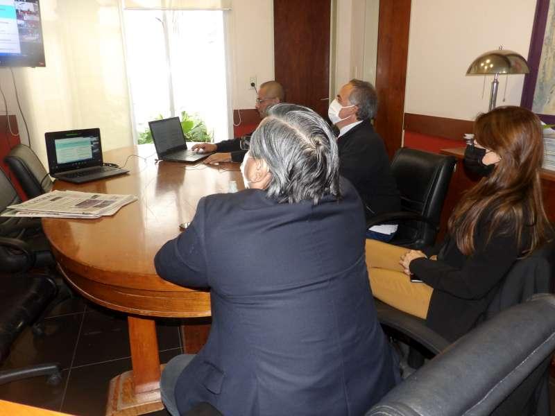 Corrientes presente en una nueva reunión del Consejo Federal de Salud