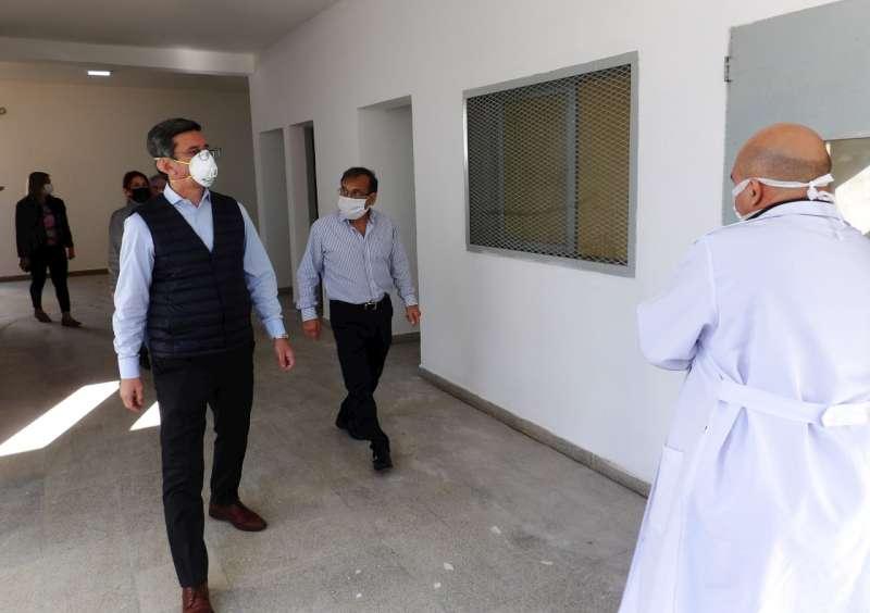 La Provincia avanza con la construcción de un hospital exclusivo para detenidos