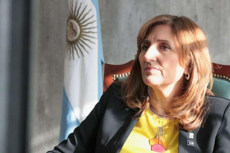 Veiravé fue designada para informar en AUGM sobre la situación de las universidades argentinas