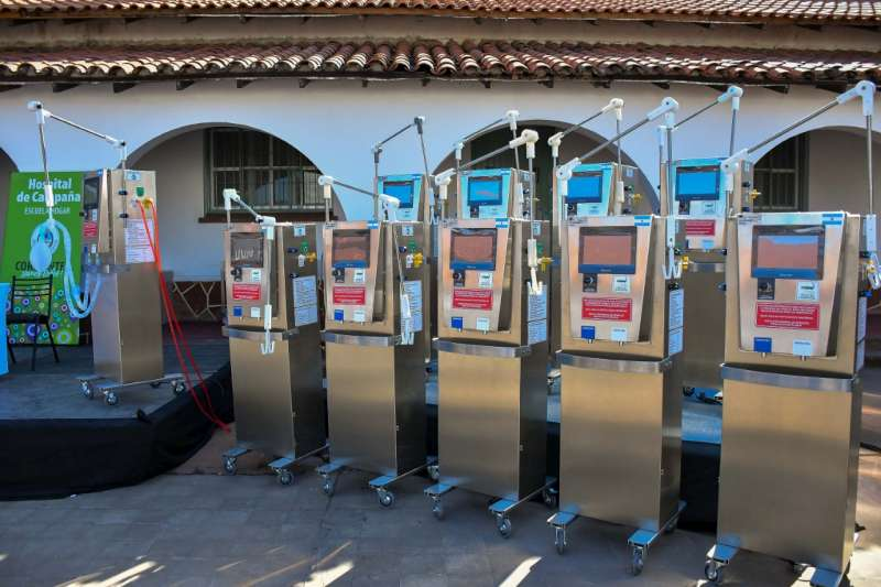 La prensa nacional destacó la fabricación propia de respiradores por el Gobierno de Corrientes asociado a Universidades
