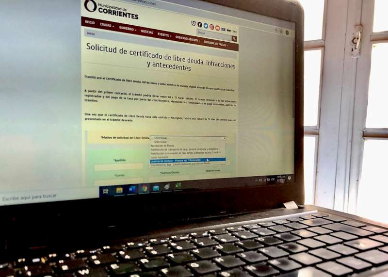 El Tribunal de Falta habilitó trámites online para mejorar la atención al ciudadano