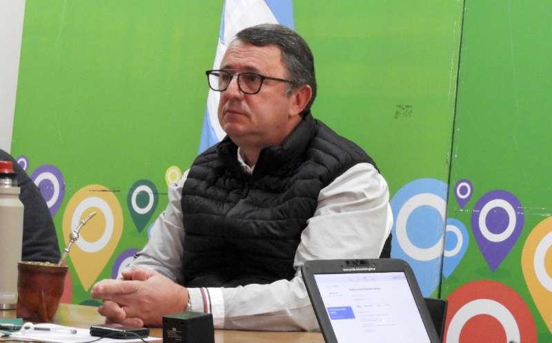 Jorge Terrile mantuvo un nuevo encuentro con directores de deportes municipales
