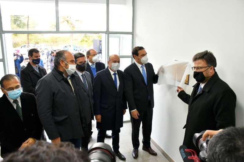 Valdés inauguró el Centro de Salud Penitenciario y pidió no tirar por la borda el esfuerzo de todos los correntinos