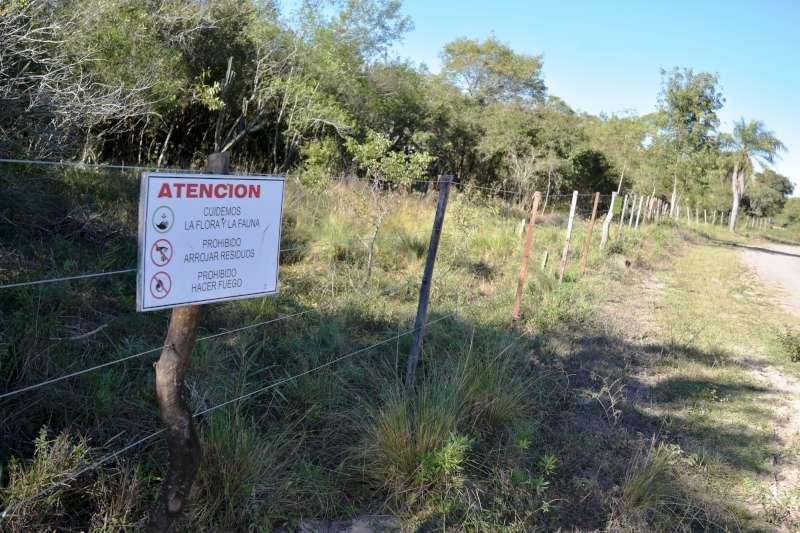 Gran apuesta a la recuperación de la Reserva Natural Santa Catalina