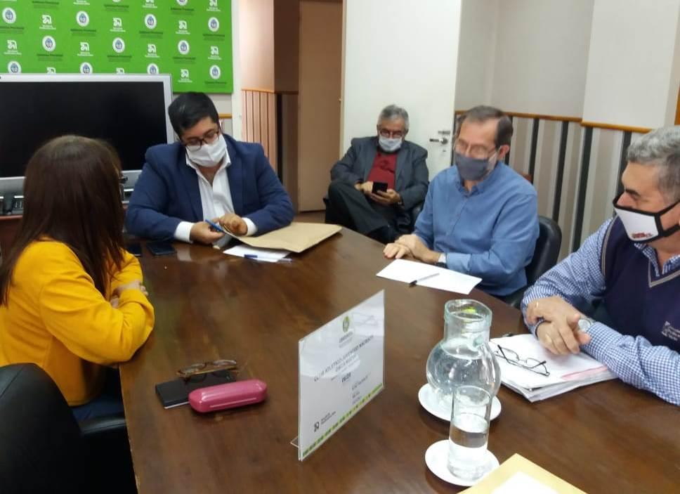 La provincia construirá un estadio cubierto al club Juventud Naciente de San Luis del Palmar