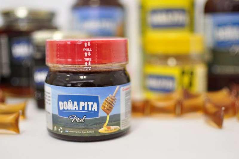 La empresa correntina Doña Pita ya es una marca registrada