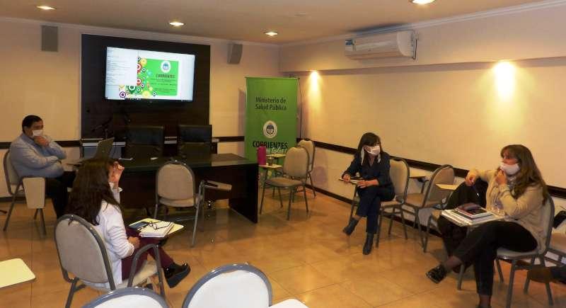 Salud conformó un Centro de Monitoreo para Covid-19 en Saladas