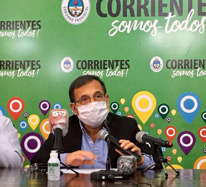 """Cardozo remarcó la solidaridad es """"fundamental"""" en la lucha contra el Covid-19"""