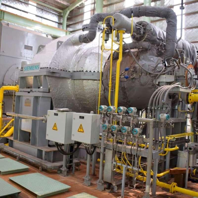 La planta de biomasa FRESA se prepara para funcionar con estrictos protocolos sanitarios