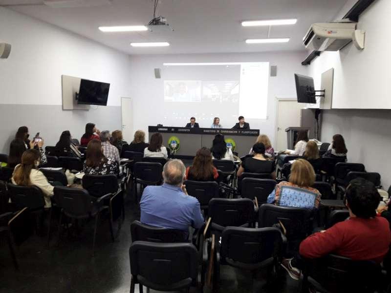 Tercera reunión de trabajo del Plan Estratégico Educativo 2020
