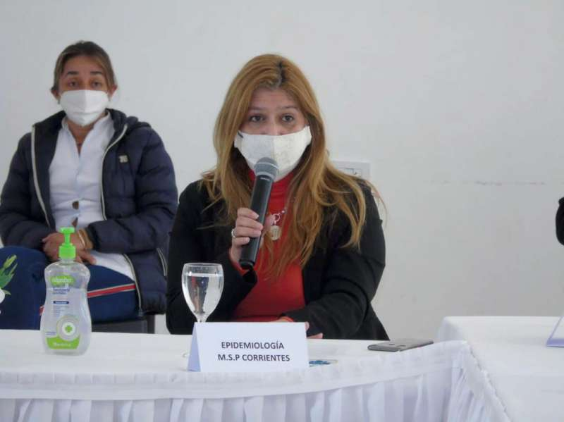 Salud articuló la creación de un Comité de Crisis para la microrregión del río Santa Lucía