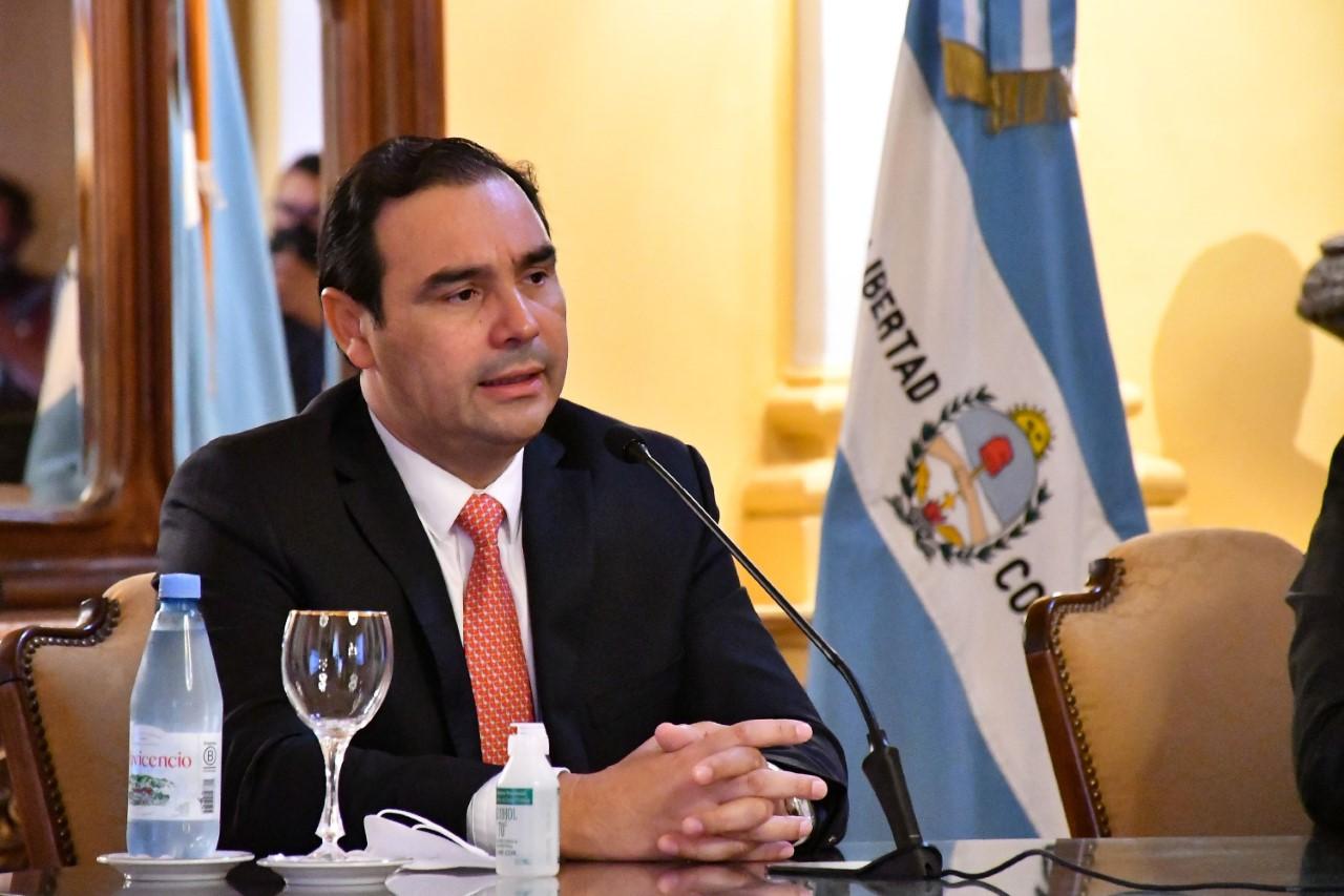 Gobernador Valdés: La Nación valora el trabajo de Corrientes contra el Coronavirus