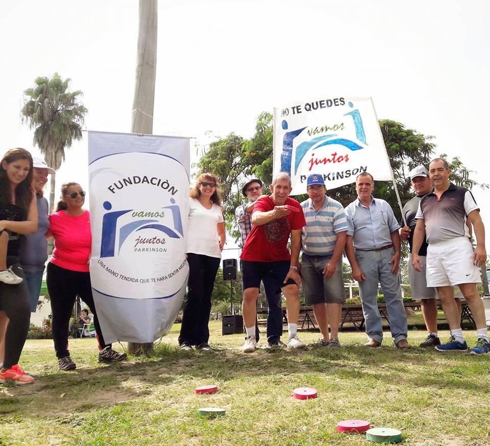 """Historia de vida de Parkinson y Coronavirus: """"A mis compañeros de la Fundación Vamos Juntos"""""""