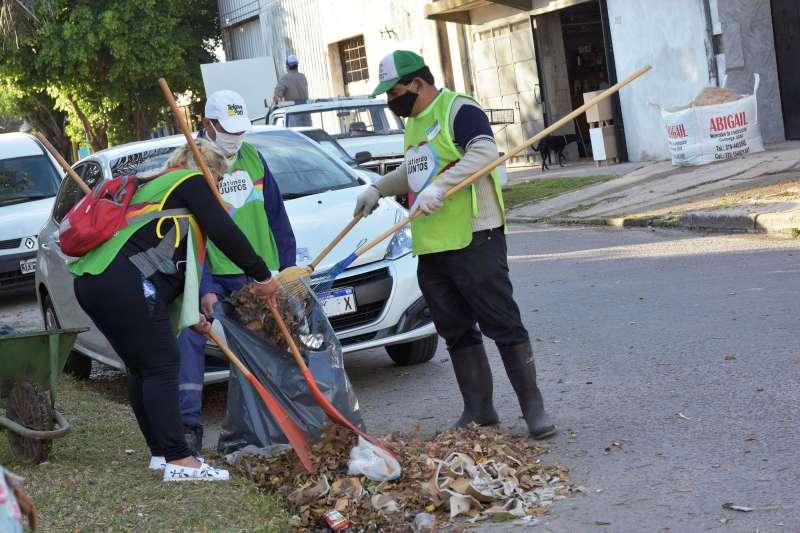 Tassano, en los barrios: múltiples servicios para los vecinos
