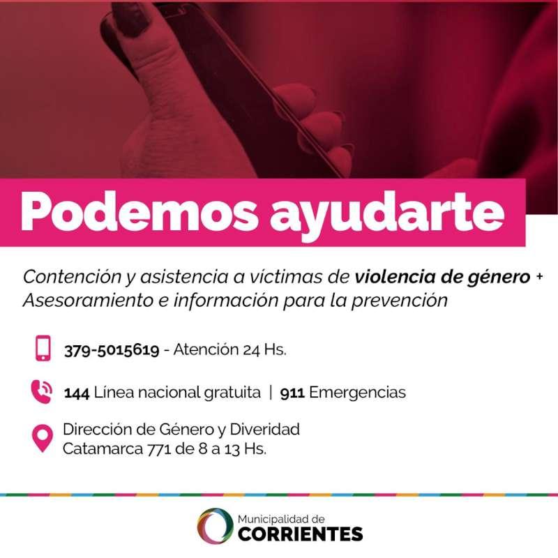 Línea telefónica de guardia municipal para víctimas de violencia de género