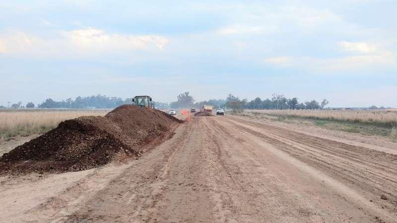 La Provincia avanza con la conectividad en el Iberá a través de caminos rurales que fortalecen su desarrollo