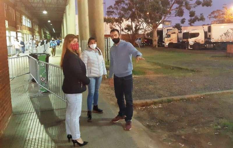 Salud refuerza la prevención de Covid-19 en zonas de frontera