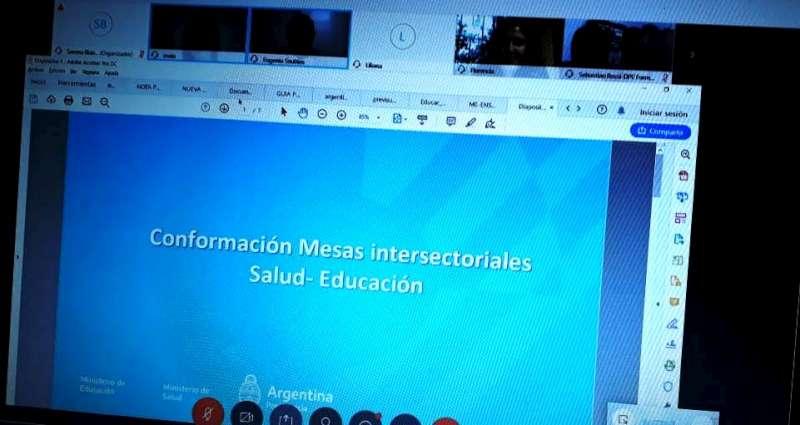 Salud Pública participó de un encuentro para la conformación de una mesa intersectorial
