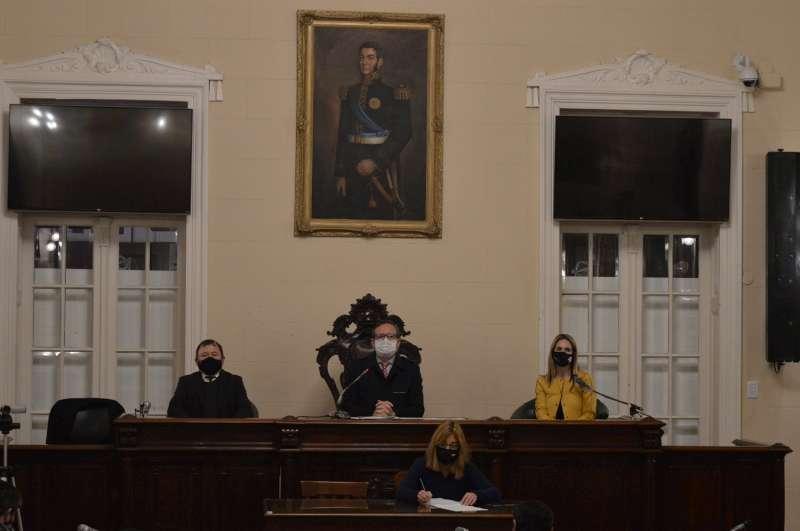El Concejo sancionó múltiples ordenanzas en la sexta sesión ordinaria