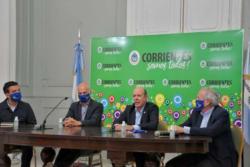 En función de fomentar la iniciativa de jóvenes empresarios, la Provincia presentó Emprender 20 Corrientes