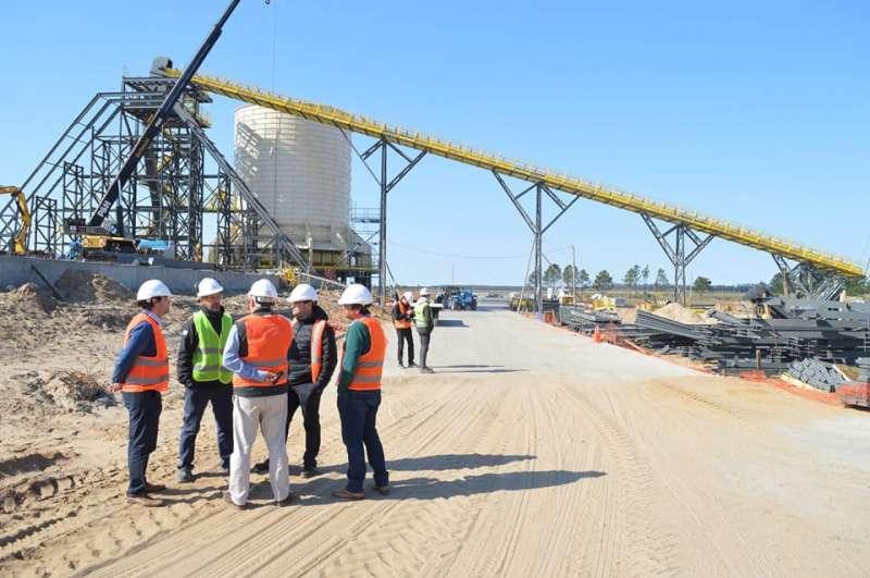 La planta de biomasa de Santa Rosa incorpora personal para mantenimiento mecánico