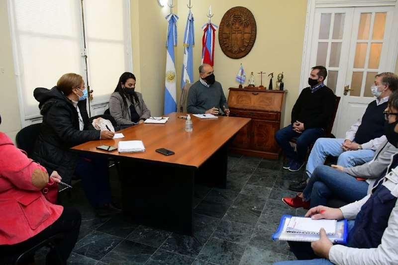 Se reunió el Comité de Seguimiento Municipal para reforzar acciones en salas
