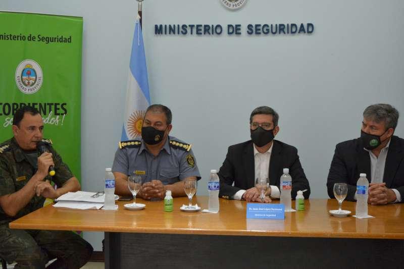 El Gobierno de la Provincia se pone al frente de la lucha contra los delitos rurales