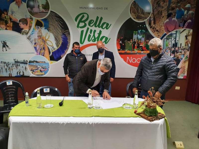 La Provincia asistirá a través de GIRSU a cooperativas de recuperadores de Bella Vista y Goya