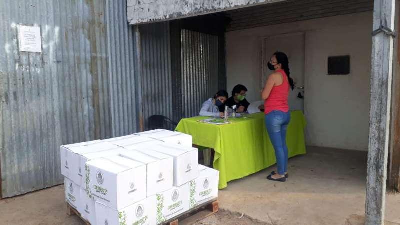 Comenzó la entrega de módulos alimentarios para celíacos
